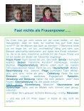 (Fast) nichts als Frauenpower….. - Gesundheitsforum Ambulante ... - Seite 5