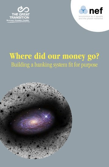 Where did our money go? - Management and Business Studies Portal