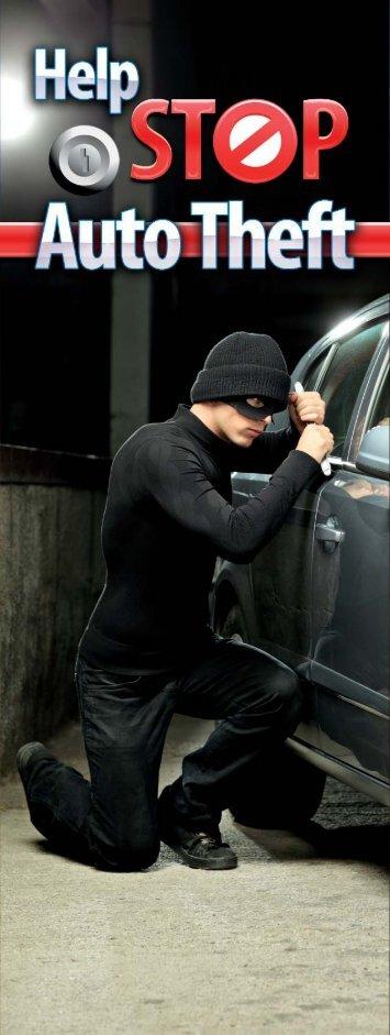 Help Stop Auto Theft