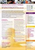 Brochure des Masters Recherche SIC et ESA - ENSEA - Page 3