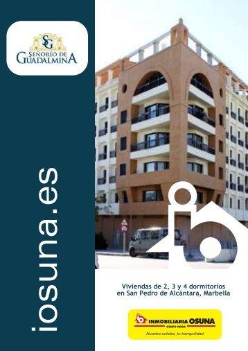 Viviendas de 2, 3 y 4 dormitorios en San Pedro de Alcántara, Marbella