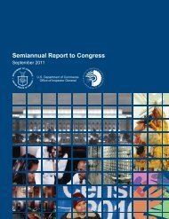 Download Report - Office of Inspector General - Department of ...