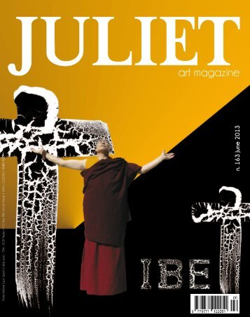 n. 163 June 2013 - Juliet Art Magazine
