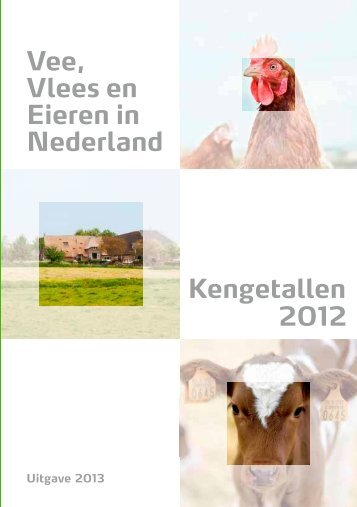 Vee, Vlees en Eieren in Nederland - Productschappen Vee, Vlees ...