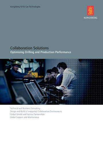 Collaboration Solutions - Map Your Show
