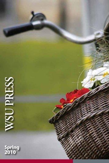 Spring 2010 - WSU Press - Washington State University