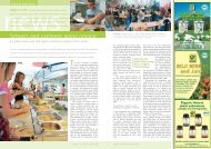 Schools and canteens going organic - Vivaness