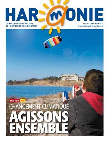 changement climatique - Montpellier Agglomération