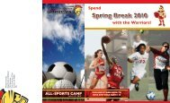 all-sports camp - Cal State Stanislaus Athletics