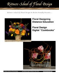 to download a Free PDF Catalog of Distance Floral Art