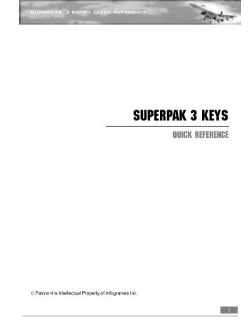 SuperPAK 3 Keys - e-HAF