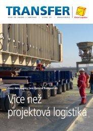 Časopis Transfer - listopad 2011 - Geis CZ