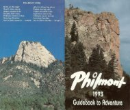 Philmont Check-In
