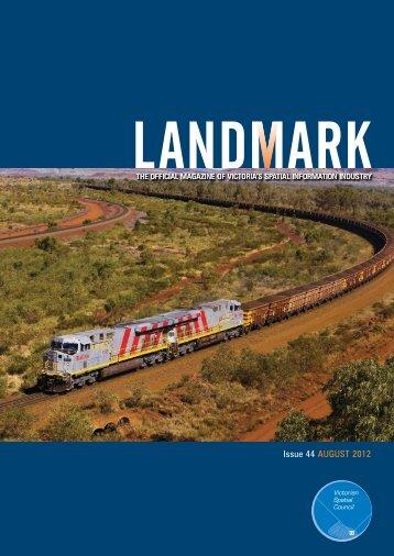 Landmark Edition 44 - Victorian Spatial Council