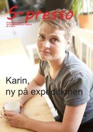 S-presso 4 2012 - Socialdemokraterna