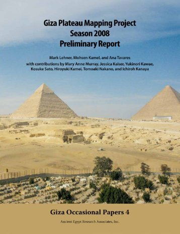 Click here to download GOP 4 - Ancient Egypt Research Associates