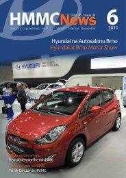 (ke stažení v pdf) číslo 38/Červen 2011 - HYUNDAI Motor ...