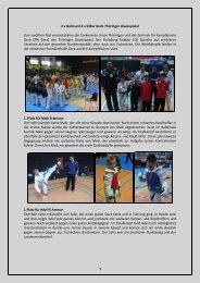 Adrian ist Deutscher A-Jugend-Vizemeister - Taekwondo Elite Berlin ...