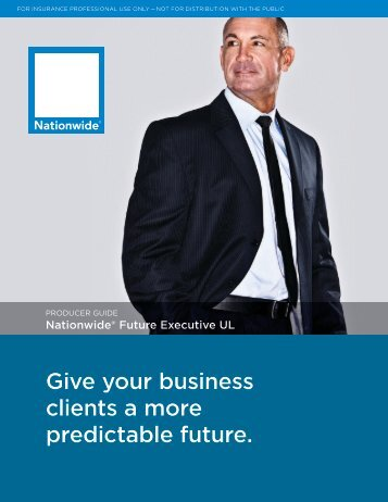 Give your business clients a more predictable future. - BackNine ...