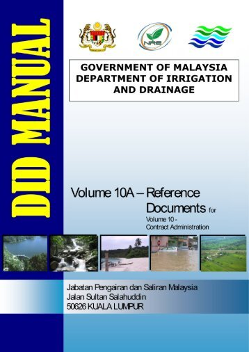 Reference documents - Malaysia Geoportal