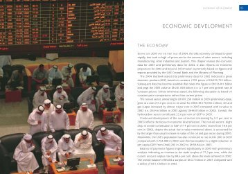 ECONOMIC DEVELOPMENT - UAE Interact