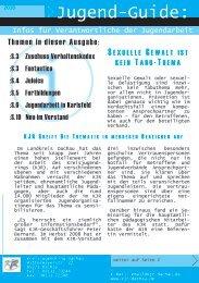 Jugend-Guide: - Kreisjugendring Dachau