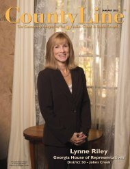 Lynne Riley - County Line Magazine