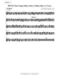 CS 89 - Mondoy Music