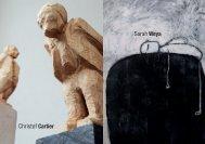 Christof Cartier Sarah Weya - ARTis Galerie