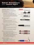 Catalogue de produits pour les camions, les remorques et ... - Gabriel - Page 6