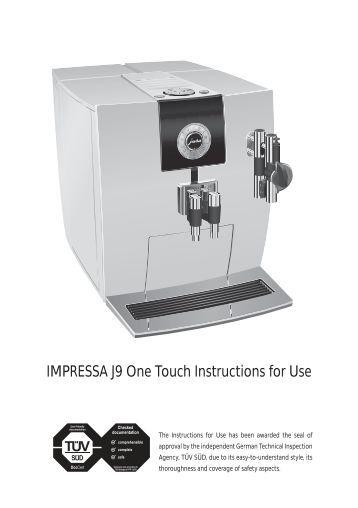 manual tehnic expresoare jura ena 7. Black Bedroom Furniture Sets. Home Design Ideas