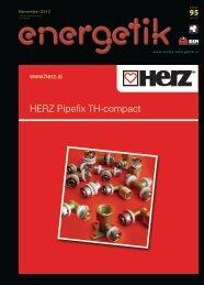 HERZ Pipefix TH-compact - Revija Energetik