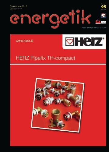 HERZ Pipefix TH-compact - Revija Energetik