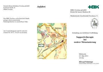 Einladung 25-05-2011 - Medizinischen Gesellschaft Zwickau