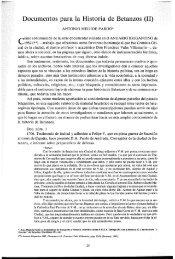 Documentos para la Historia de Betanzos - Anuario Brigantino ...