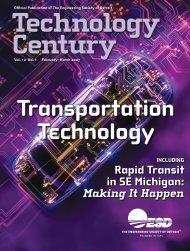 Rapid Transit in SE Michigan: Making It Happen - ESD