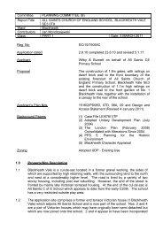 All Saints CE Primary School, Blackheath Vale ... - Council meetings