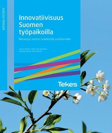 Innovatiivisuus_Suomen _tyopaikoilla