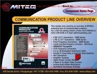 Satellite Communication Products - Rfoe.net