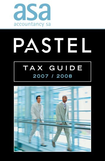 Tax Guide 2007/2008