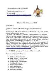 Verein der Freunde und Förderer der Grundschule Neumünster e.V.