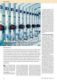 Betriebskosten reduzieren - Grundfos