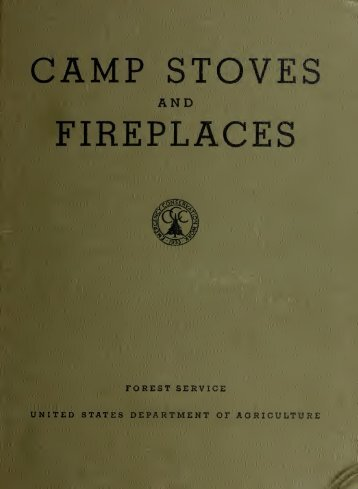 Camp stoves and fireplaces - Modern Prepper
