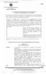C-3 Normas para la Evaluacion del Rendimiento Estudiantil
