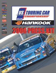 Tuner Performance Reports - United States Touring Car ...