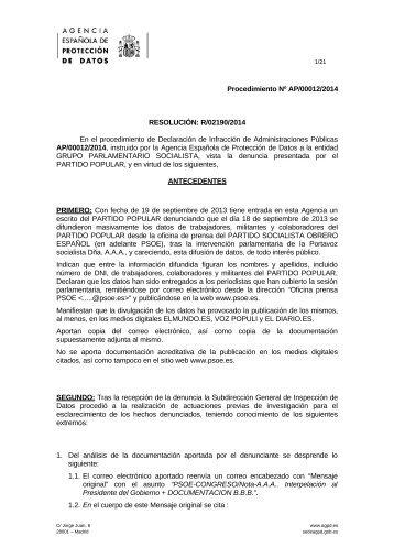 AAPP-00012-2014_Resolucion-de-fecha-03-10-2014_Art-ii-culo-7.2-LOPD