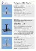 Tischgestelle XXL - Quadrat - Franz Giesselmann Metallwaren ... - Seite 2