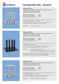 Tischgestelle XXL - Quadrat - Franz Giesselmann Metallwaren ... - Seite 6