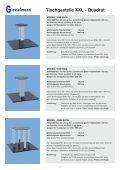Tischgestelle XXL - Quadrat - Franz Giesselmann Metallwaren ... - Seite 7