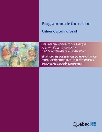 version PDF - Gouvernement du Québec